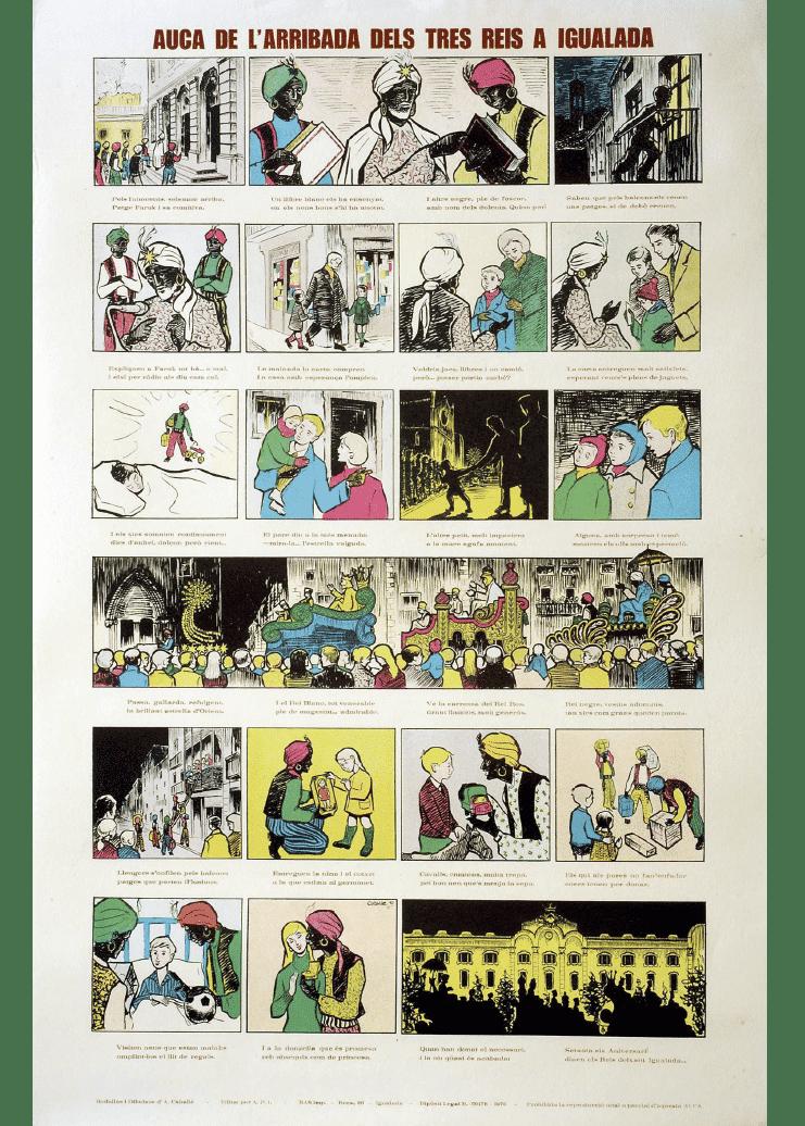 Auca Reis d'Igualada 1971
