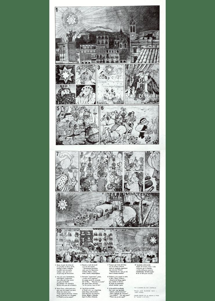 Auca Reis d'Igualada 1978
