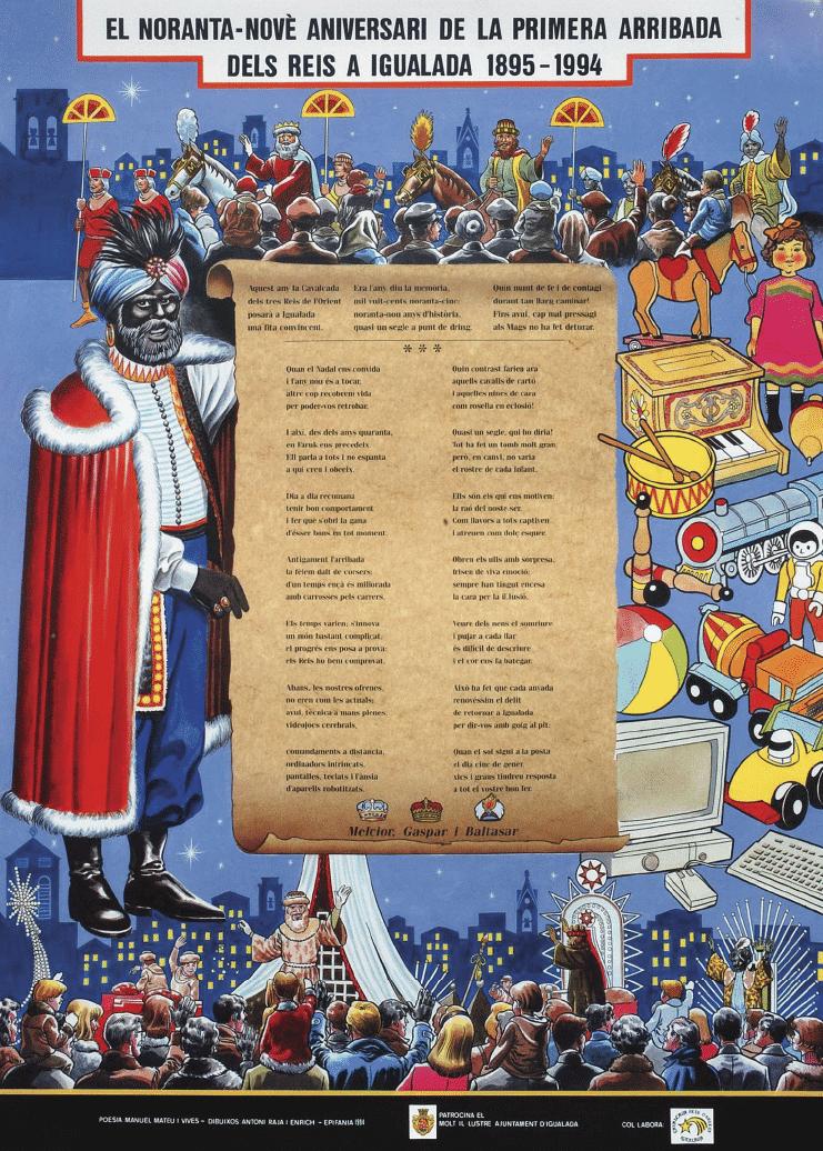 Auca Reis d'Igualada 1994