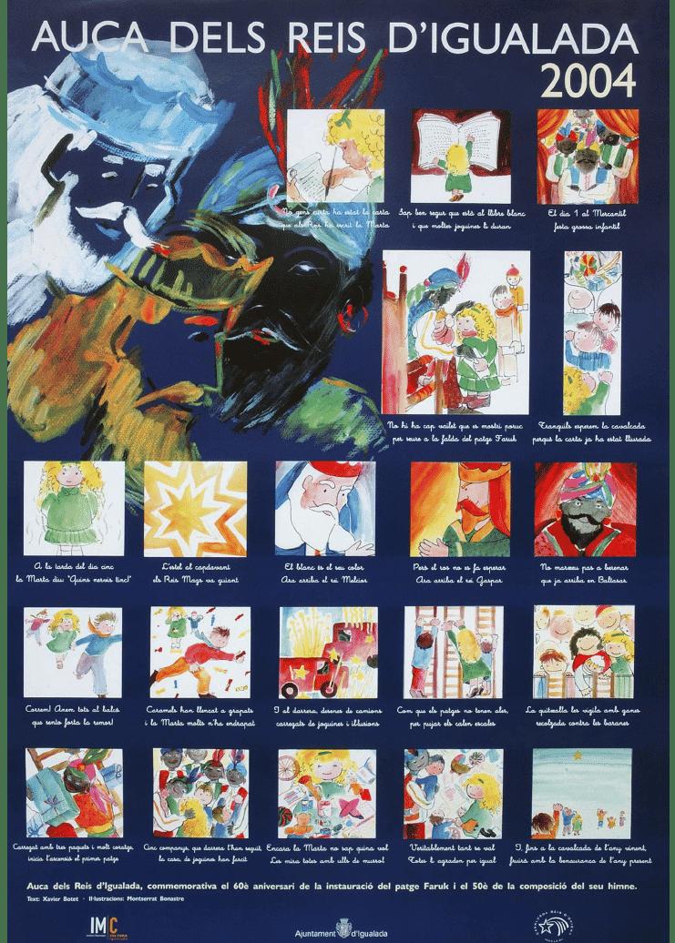 Auca Reis d'Igualada 2004