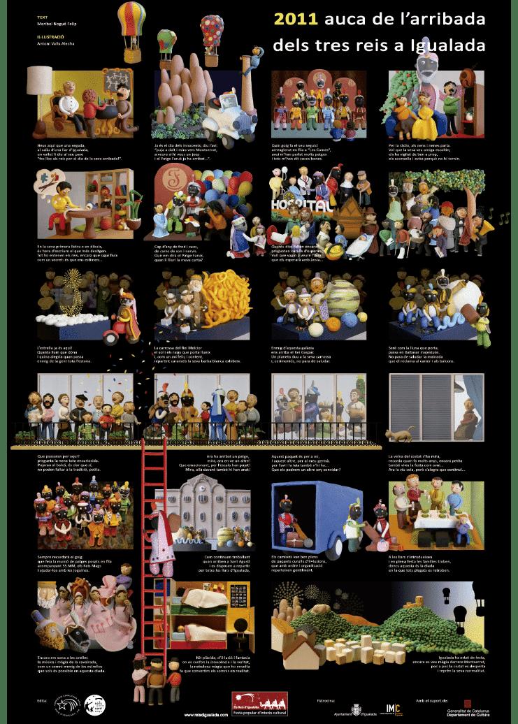 Auca Reis d'Igualada 2011